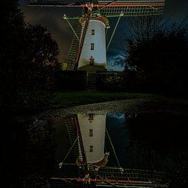 De molen van Spui van Wesley Kole