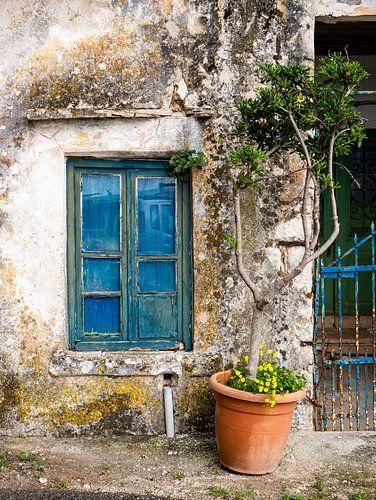 Griekse plantenpot