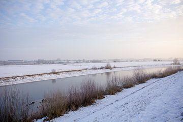 Winter in Nederland von Tess Smethurst-Oostvogel