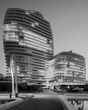 DUO-Gebäude, Groningen, Niederlande von Henk Meijer Photography