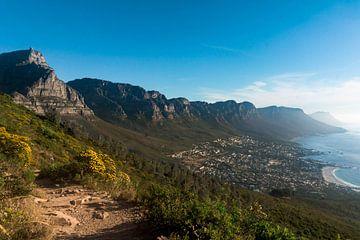 Küste bei Kapstadt von mitevisuals