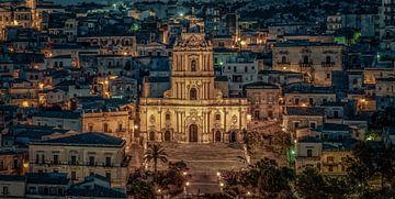 Kathedrale von Modica Sizilien von Mario Calma