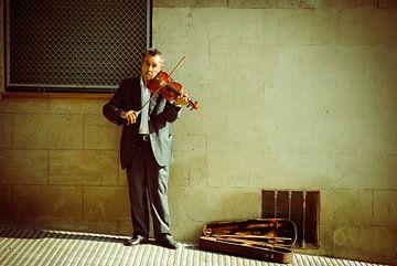 De vioolman van Rene Post