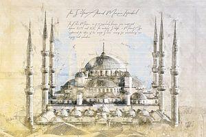 Blauwe Moskee, Istanboel