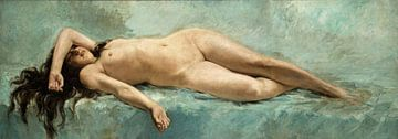 Mariano Fortuny y Madrazo, Studie über weibliche Nacktheit - 1888 von Atelier Liesjes