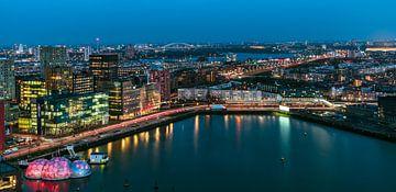 Rijnhaven Rotterdam van