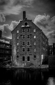Zwart Wit gebouw von Stephan Smit