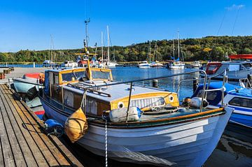 Hafen Ralswiek auf Rügen von GH Foto & Artdesign