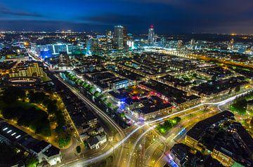 Uitzicht Den Haag (Nederland)) van Marcel Kerdijk