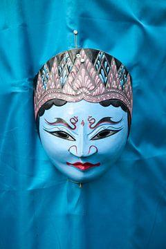 Masker uit Java van Kees van Dun