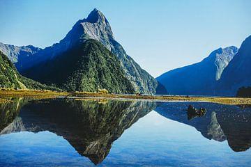 Milford Sound, Neuseeland von Mark Sebregts