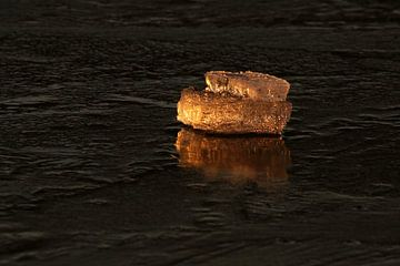 Goudklompje von Bob Bleeker