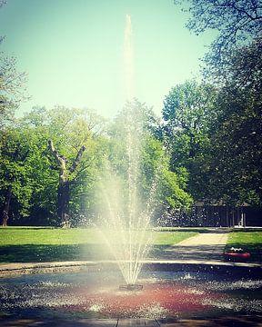 Sommertag im Park von Katja Bohn