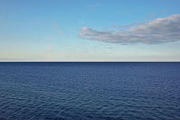 Die Weite am Meer von Norbert Sülzner