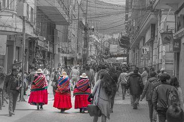 Traditioneel Bolivia van Rommert Stijl