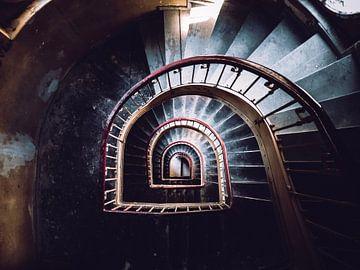 Staircase sur Iman Azizi