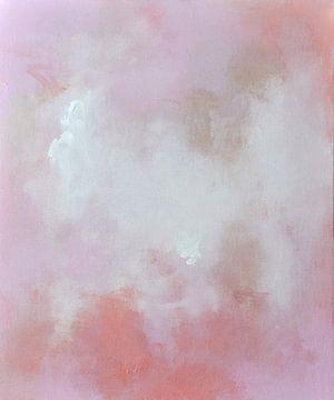 Pink Seascape von Maria Kitano