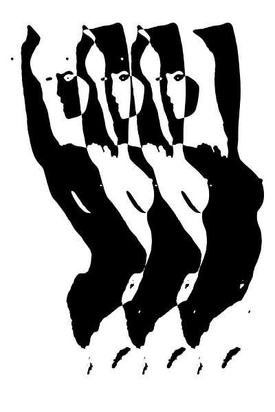 nude 2 van Falko Follert