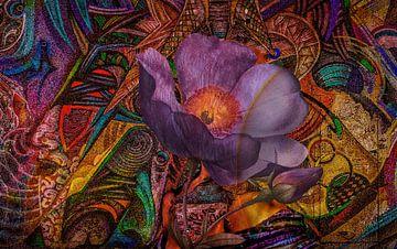 Flowerpower Kunst von Rudy & Gisela Schlechter
