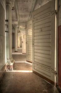 Verlassene Orte: Türen