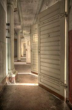 Verlassene Orte: Türen von Preciousdecay by Sandra