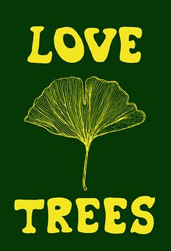 Bäume der Liebe von Marjolijn de Winter