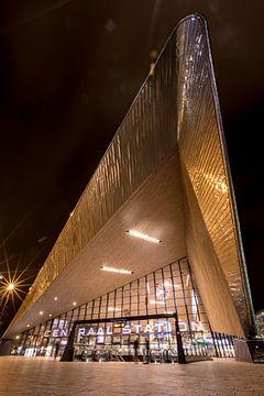 Rotterdam Centraal Station sur Studio Wanderlove