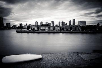 Het Noordereiland, Rotterdam van Parallax Pictures