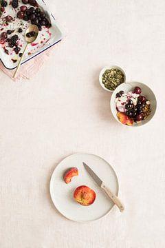 Making of  breakfast van Isa Dolk