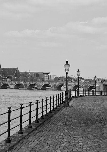 Let's walk in Maastricht van Nina Rotim