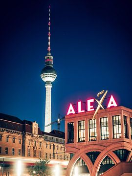 Berlin – Alexa Centre van Alexander Voss