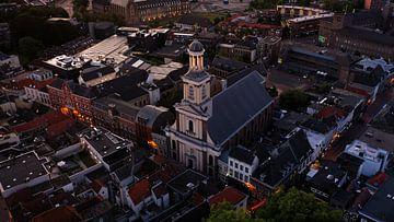 De Sint-Anthoniuskathedraal in Breda van Sebastiaan van der Ham