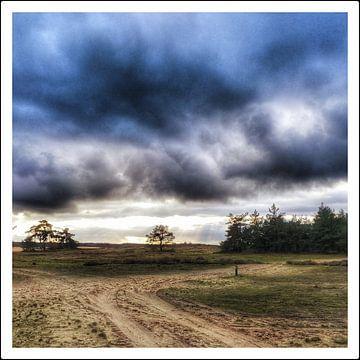 Clouds I van Menno Bausch