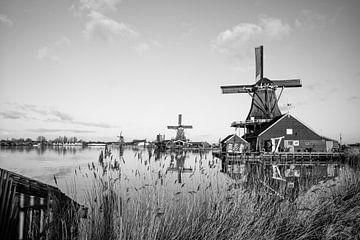 Zaanse Schans 2 von Martin van der Sanden