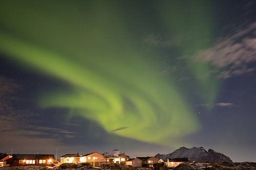Aurora Norway van