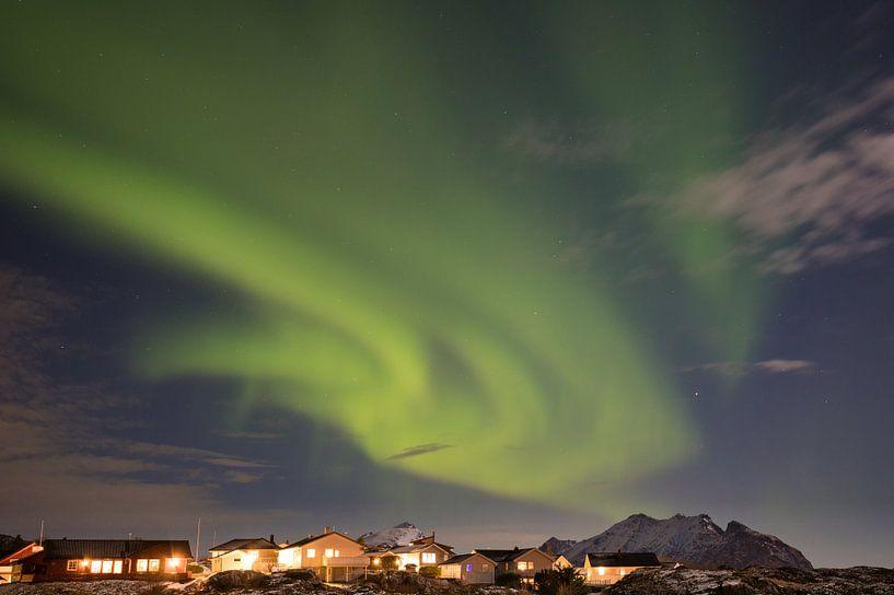 Aurora Norway van Wim van D
