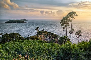Phrom Thep Cape in Phuket van Bernd Hartner