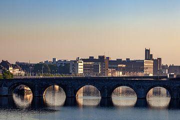 Sint Servaasbrug Maastricht van Huib Vintges