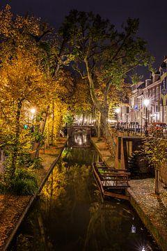 Utrecht herfst 5 van John Ouwens