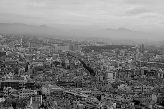 One view over Marseille