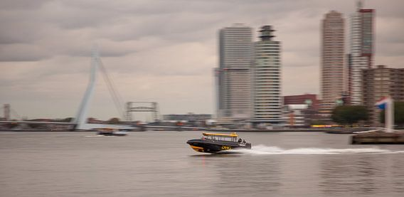 Watertaxi Speed van Guido Akster