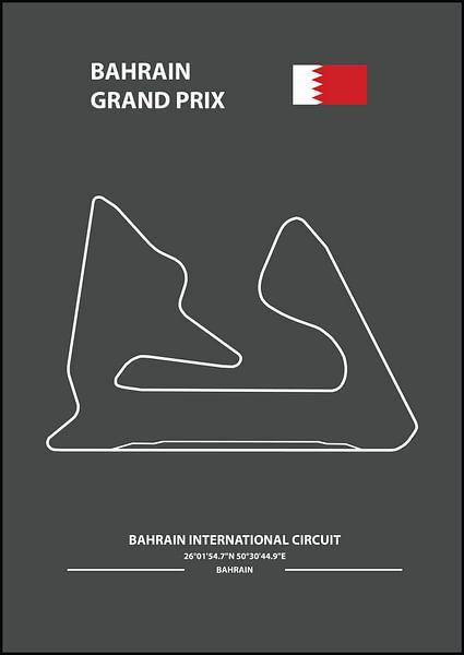 BAHRIAN GRAND PRIX   Formula 1 von Niels Jaeqx
