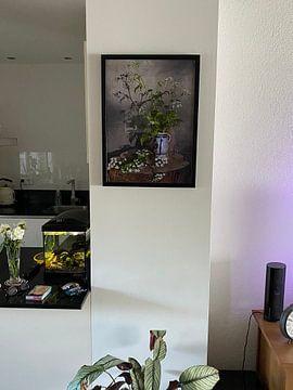 Photo de nos clients: Nature morte avec des fleurs sur Affect Fotografie