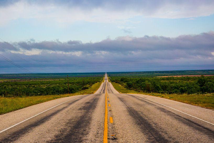 The Never Ending Road van Michel van Rossum