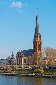 Dreikönigskirche, Frankfurt am Main, Hessen, Deutschland von Peter Apers