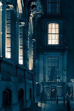 Den Haag bei Mondschein von Raoul Suermondt