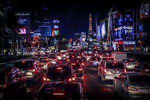 Buntes Las Vegas von Rolf Linnemeijer