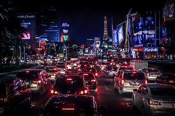 Buntes Las Vegas von
