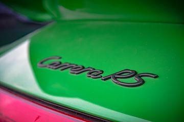 Porsche 993 Carrera RS van Jeroen Smit