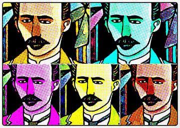 Los Hombres, Motiv 7 von zam art
